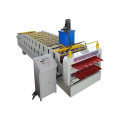 tr15 and tr30 double deck roll forming machine