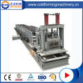 Color Coated Steel C Z Purlin Forming Machine