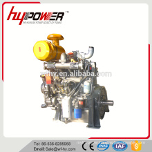 2000rpm high speed diesel engine HF4105ZG with output shaft