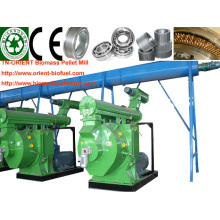 CE Mzlh-Series Bigger Sawdust Pellet Press (Ring Die)