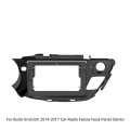 For Buick Envision 2014-2017 Car Radio Fascia Panel Stereo Face Plate