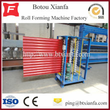 Steel Sheet Corrugated Arc Steel Sheet Roll Forming Machine