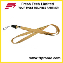 China OEM Promotional Product poliéster Lanyard