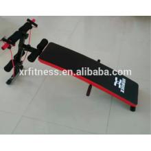 banc de Sit-up portatif / banc abdominal de craquement / mini banc de sit up à vendre