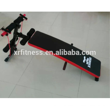portable Sit-up Bench/Abdominal Crunch Bench/Mini Sit up Bench for sale