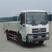 Dongfeng 4 * 2 camión de carga remolque van