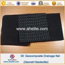 Дренажные среды из композитного геотекстиля HDPE Geonet