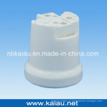 Base de lâmpada de porcelana (E40F540)