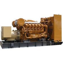 Groupe électrogène diesel chinois Jichai à cadre ouvert 563kVA (UJ563)