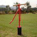 Coupe-trou manuel pour terrain de golf