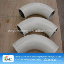 Schwing/PM/Kyokuto/Sany dn100 pipe elbow