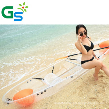 High Quality Inflatable PC Kayak 2 Person Whitewater  Inflatable  Kayak with pedals