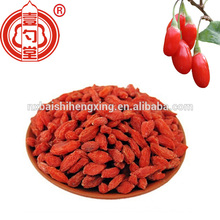 Ningxia dried goji berry Chinese goji berries 250/280/350/380/500/750 for sale