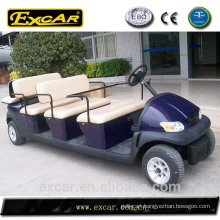 CE 8+3 seat electric golf car tourist sightseeing bus