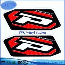 Die Cut Design Logo Label printing sticker