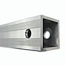 Perfil de Alumínio Fabricado em Vários Acabamentos de Superfície