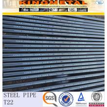 Tubulação de aço de liga T11/T22/P11/P12