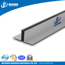 Concrete Control Joint with Aluminum Plate
