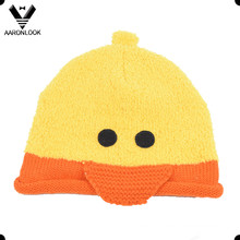Winter Kids Cute Hat Duck Pattern