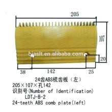 22-teeth Comb Plate for Escalator Parts