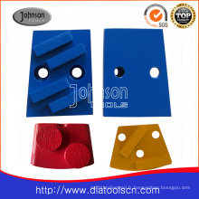 Outil de meulage de diamant pour la construction