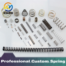 Offer Custom Spiral Stainless Steel Springs Compression Spring