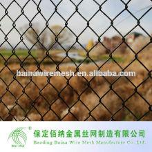 Farm Fence Mesh Exportador cadena de acoplamiento malla de patio de recreo