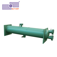 Chiller Spare Part Shell and Tube Condenser Heat Exchanger