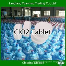 Tratamiento de agua potable y ecológico Químico Desinfectante de dióxido de cloro