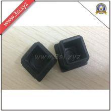 Herraje de muebles para plaquitas cuadradas de tubos de plástico (YZF-H130)