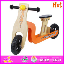 2014 Hot Sale High Quality Wooden Road Bike, Wooden Balance Road Bike, New Fashion Kids Road Bike W16c056