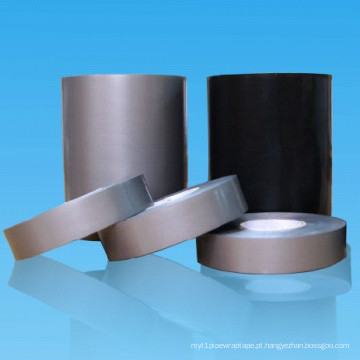 Fita adesiva de PVC (juntando a fita de PVC)