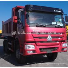 Camión volquete de 30 toneladas 6x4 HOWO / volquete de HOWO / camión pesado de HOWO / volquete de la mina de HOWO / camión de la explotación minera de Howo