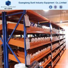 Storage Cold Steel Roller schieben zurück schieben Rack