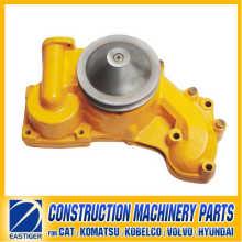 6221-61-1102 Pompe à eau S6d108 Komatsu Machines de construction Pièces de moteur