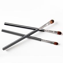 Wholesales Customized Logo Private Label  High Quality  2021 New Design Black Single Eye Shadow Brush