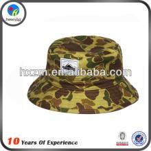 custom floral hunting bucket hat
