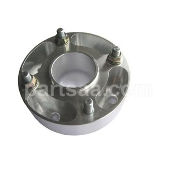 ATV billet adapter round racing style