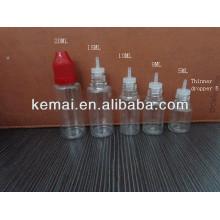 Botellas PET para E-líquido