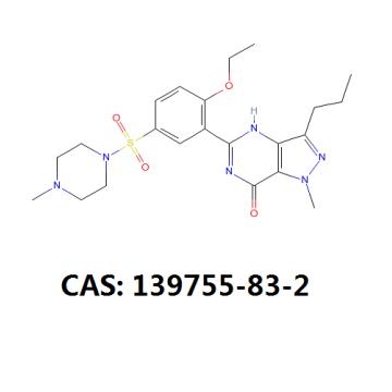 Sildenafil cas 139755-83-2 Tadalafil powder 99% Sex Steroid