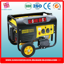 Set generador de 2.5kw para suministro exterior con CE (SP3000E2)