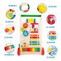 Hotsale Holz-Mehrzweck-Baby Walker für Baby-Geschenk
