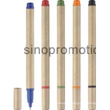 Neue Promotion Papier Logo Stift (YM041)