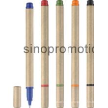 Novo papel promocional caneta logotipo (YM041)