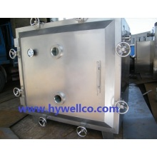 Kabinet Model Vacuum Dryer