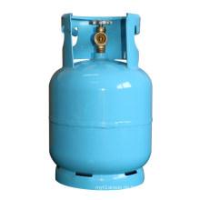 LPG Gas-Zylinder & Stahl Gas-Tank (AS-LPG-3KGE)