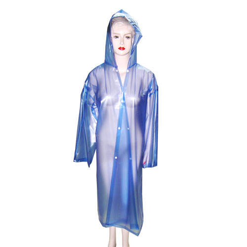 Womens pvc Raincoat