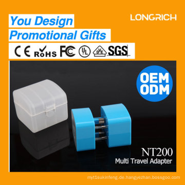 Werbeartikel Geschenke Multifuntion Universal Ladegerät NT200