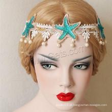 Gets.com Fábrica de moda barato gótica OEM / ODM faixa de cabelo