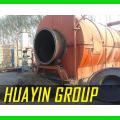 Professionelles Serviceteam OTR-Reifenrecycling zur Heizölpyrolyseanlage